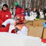 今年も昭和新山国際雪合戦にいってきました。